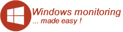 Windows monitoring, quick & easy!
